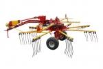 Грабли-ворошилки роторные ГВР-6 (с редукторным приводом)